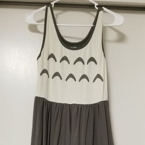 Totoro dress from hot topic